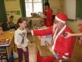 Iskolánkba látogatott a Mikulás